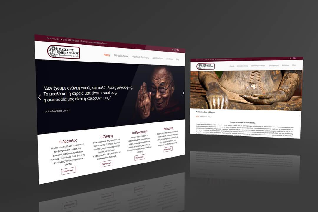 T.M.Y. Ιστοσελίδες - menandros.com