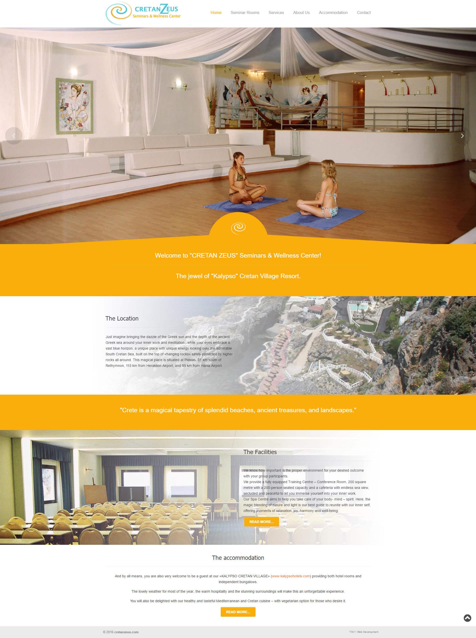 Cretan Zeus Homepage