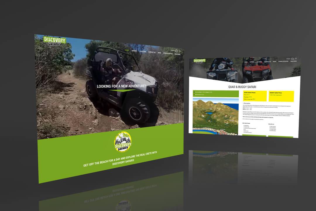 T.M.Y. Ιστοσελίδες - discovery-safari.gr